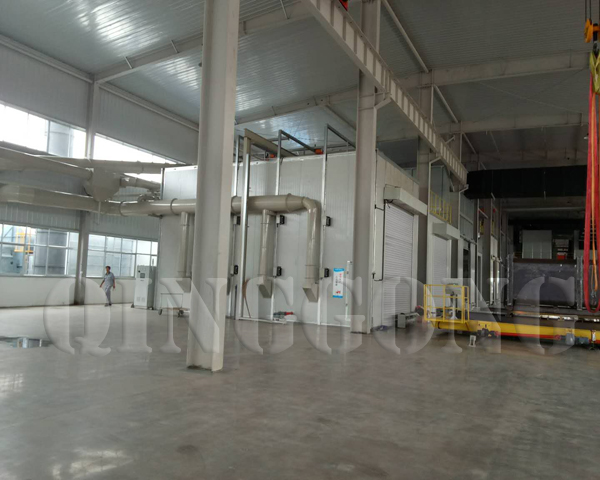 Dust Collector of Sandblasting Room